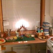 Stående buffet