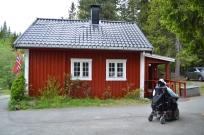 Hytta på Hauken/The cottage at Hauken