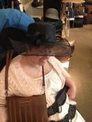 I hattebutikken Adore i Marken