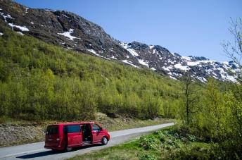 Fint på Sognefjellet. Foto: Marta Øgaard