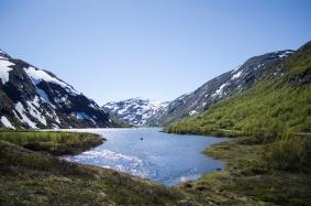 Sognefjell Foto: Marta Øgaard