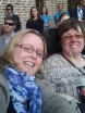 Meg og min søster Monica/My sister Monica and Ica:) Foto: Monica