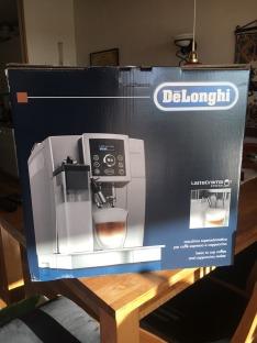 De Longhi kaffemaskin